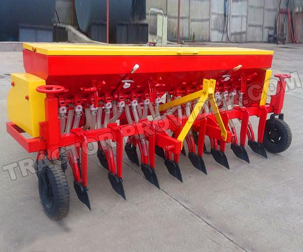 Zero Tillage Planter