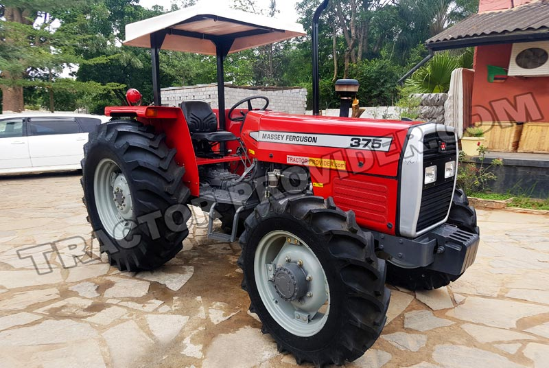 MF 375 4WD Tractor