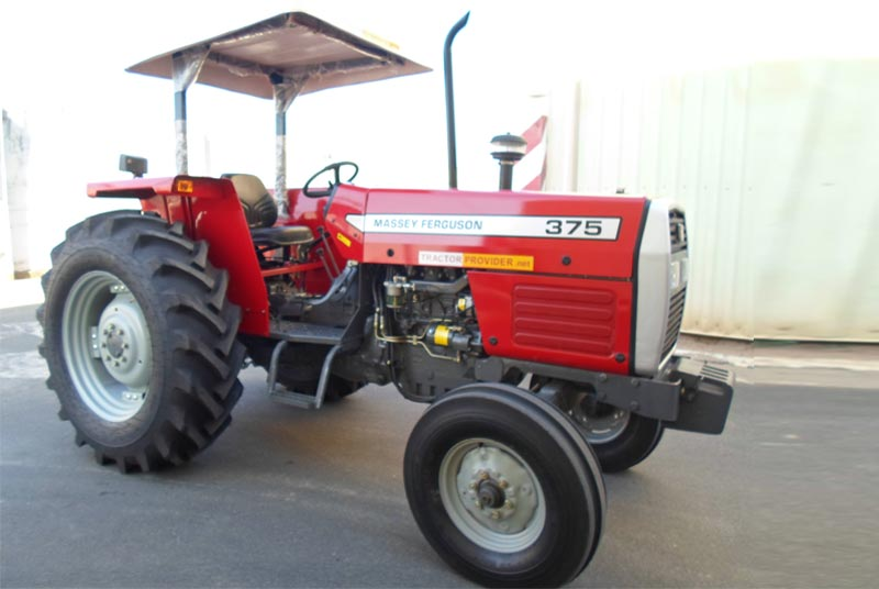 MF 375 Tractors for sale