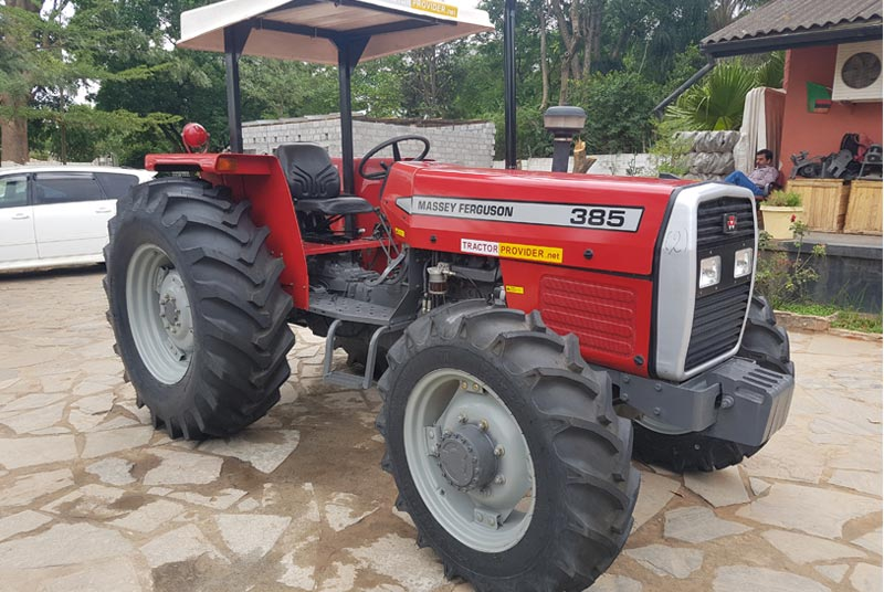 MF 385 (4WD) Tractors for sale