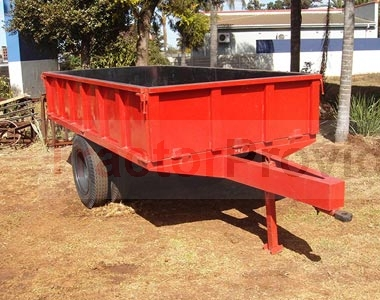 Farm Trailer 5 Ton